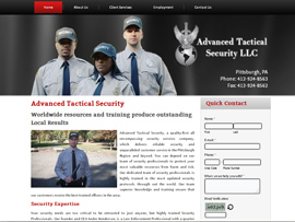 Advanced Tactical Security