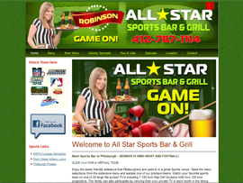 AllStar Sports Bar and Grill