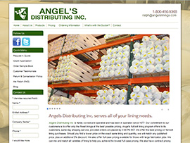 Angel's Distributing Inc.