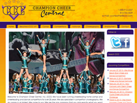 Champion Cheer Central