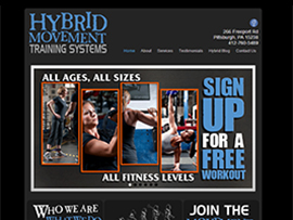 Hybrid Movement Training Systems