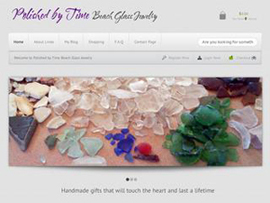 Polished By Time Beach Glass Jewelry