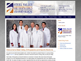 Steel Valley Orthopaedics