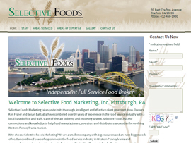 Selective Foods Marketing
