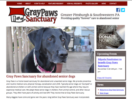 Gray Paws Sanctuary