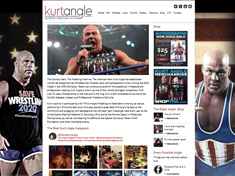 Kurt Angle Official Site
