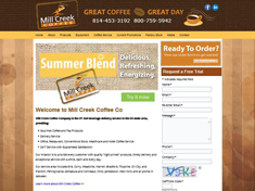 Mill Creek Coffee Company