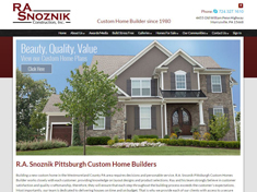 R.A. Snoznik Construction
