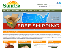 Sunrise Specialty Foods
