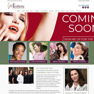 Aesthetic Skin and Laser Center of Pittsburgh