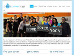 Pure Power Yoga